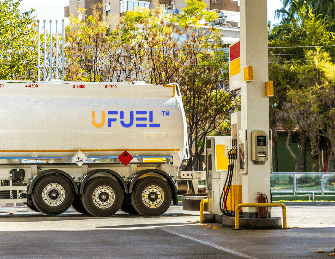 UFuel Licensed Fuel Wholesalers